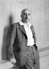 Photo 16. Mikhail Lvovich, 1950