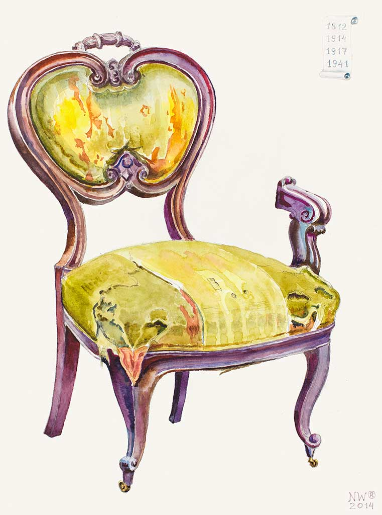 Chair - Invalid. History of Russia